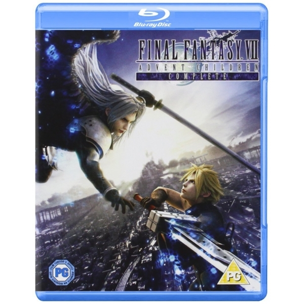 Final Fantasy VII Advent Children Blu-ray - Image 1