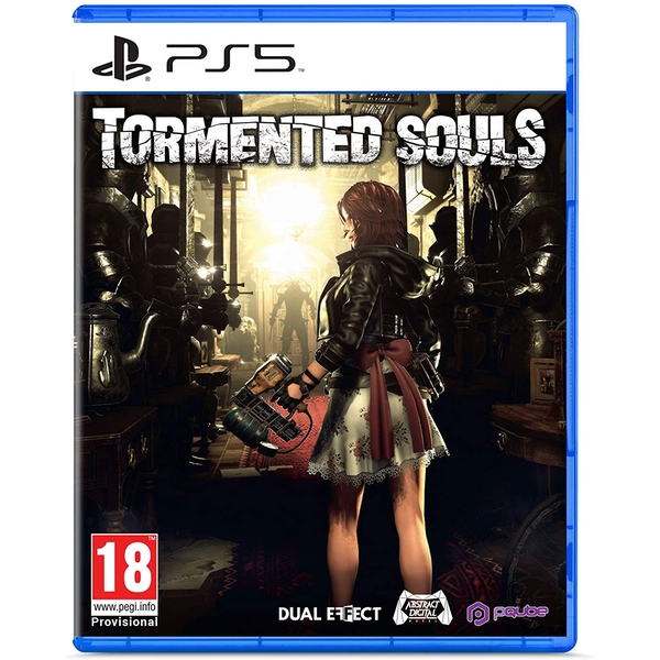 Tormented Souls PS5 Game