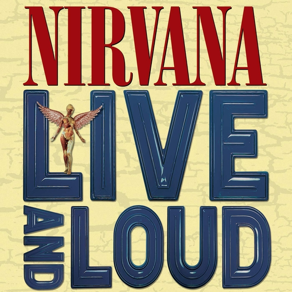 Nirvana - Live And Loud Vinyl