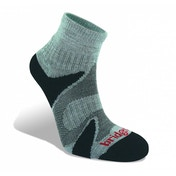 Bridgedale Coolfusion Multisport Men's Sock, Black/Grey - Large