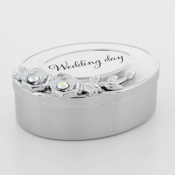 Wedding Day Crystocraft Box Crystals From Swarovski