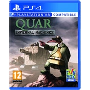 Quar Infernal Machines PS4 Game (PSVR Required)
