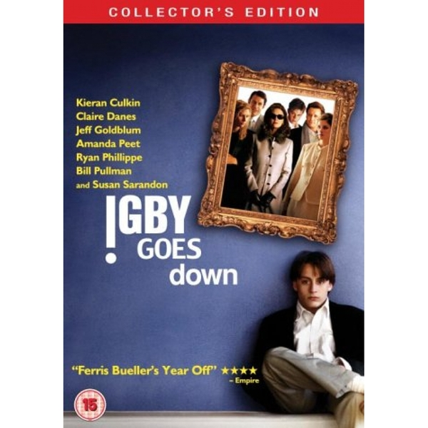 Igby Goes Down DVD