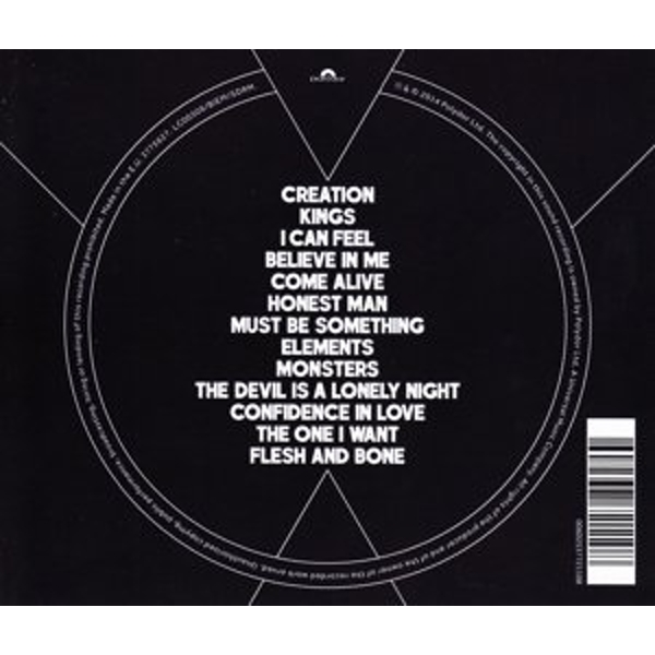 The Pierces - Creation CD - Image 2