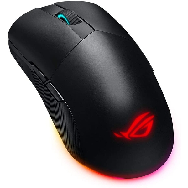 Asus ROG Pugio II Wired/Wireless/Bluetooth Gaming Optical Mouse, 100 - 16000 DPI