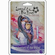 Legend of the Five Rings LCG: Warriors of the Wind - Unicorn Clan Pack