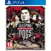 Ex-Display Sleeping Dogs Definitive PS4 Game Used - Like New
