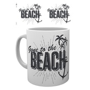 Tropical - Gone To The Beach Mug