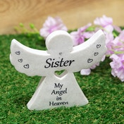 Sister Thoughts Of You Graveside Angel