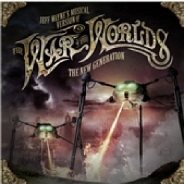 Jeff Wayne War of the Worlds The New Generation CD