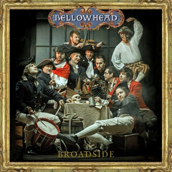 Bellowhead - Broadside Music CD