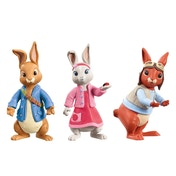 Peter Rabbit Pack of 3 Figures