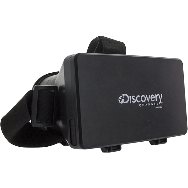 Paladone Discovery Channel Virtual Reality Glass - Multi Colour