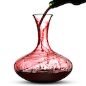 Red Wine Decanter & Magic Cleaning Balls | M&W