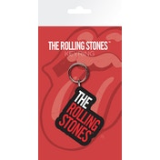 The Rolling Stones  logo Key Ring