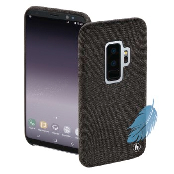 "Hama ""Cozy"" Cover for Samsung Galaxy S9+, black"