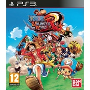 One Piece Unlimited World Red Straw Hat Edition PS3 Game
