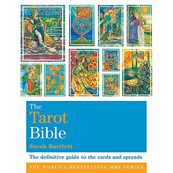 The Tarot Bible: Godsfield Bibles by Sarah Bartlett (Paperback, 2009)