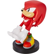 Knuckles (Sonic the Hedgehog) Controller / Phone Holder Cable Guy