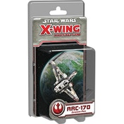 Star Wars X-Wing ARC-170 Expansion Pack Board Game