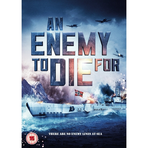 An Enemy To Die For DVD