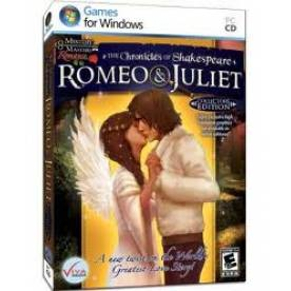 The Chronicles Of Shakespeare Romeo and Juliet Game PC
