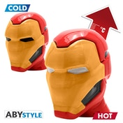 Marvel - Heat Change - Iron Man 3D Mug