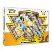Ex-Display Pokemon TCG Red & Blue Collection Pikachu EX