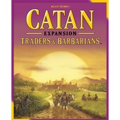 Catan Traders & Barbarians Expansion 2015 Refresh