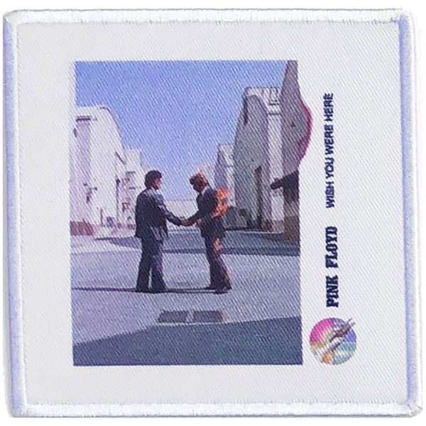 Pink Floyd - Wish You Were Here Vinyl Standard Patch