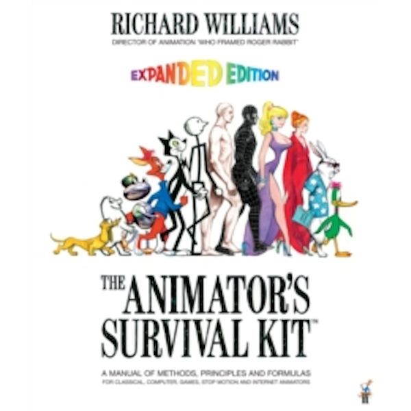 The Animator's Survival Kit (Hardcover, 2009)