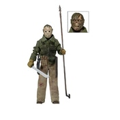 Jason Voorhees (Friday The 13th Part 6) Retro Clothed 8 Inch Action Figure