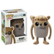 Rigby (Regular Show) Funko Pop! Vinyl Figure (Ex-Display) Used - Like New