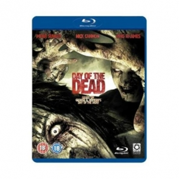 Day Of The Dead 2008 Blu-Ray - Image 1