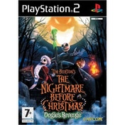 The Nightmare Before Christmas Oogie's Revenge PS2 Game