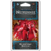 Netrunner LCG: Blood and Water Data Expansion Pack