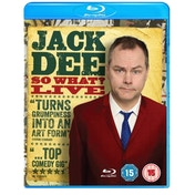 Jack Dee So What? Live Blu-ray