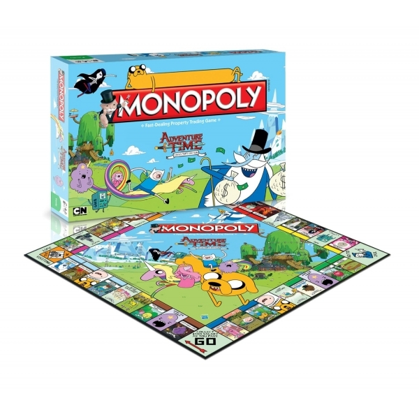 Adventure Time Monopoly - Image 2