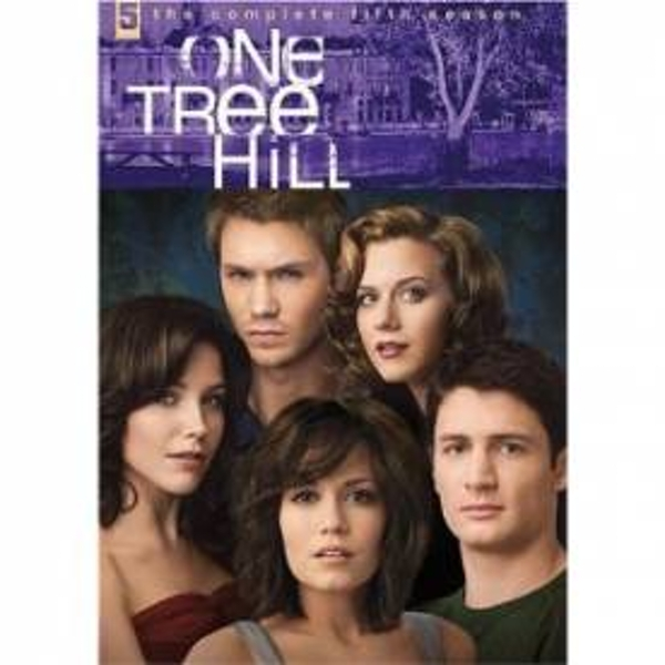 One Tree Hill Fifth Series 5 DVD