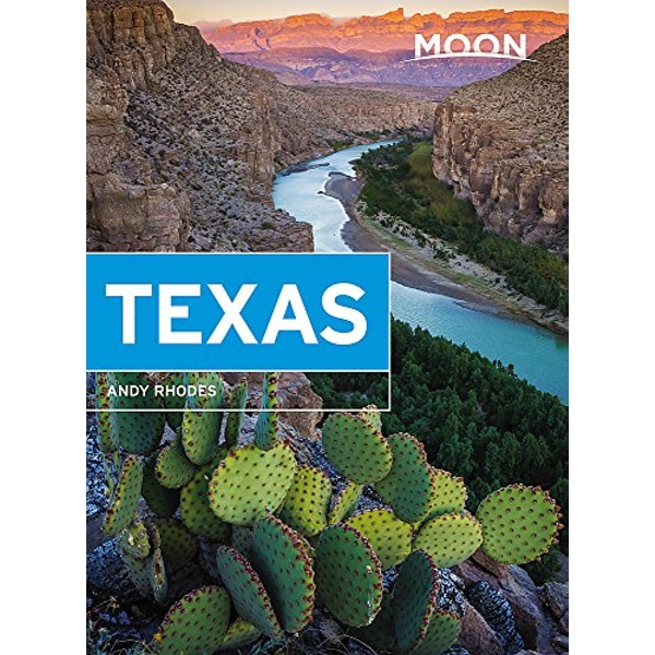 Moon Texas (Ninth Edition) by Andy Rhodes (Paperback, 2017)