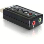 Dynamode USB Sound Card 7 External Sound Card