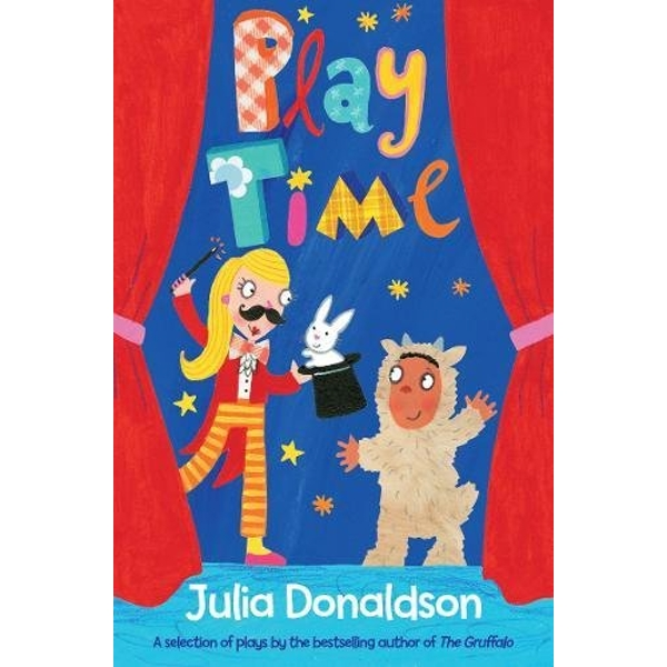Play Time: Plays for All Ages by Julia Donaldson (Paperback, 2013)