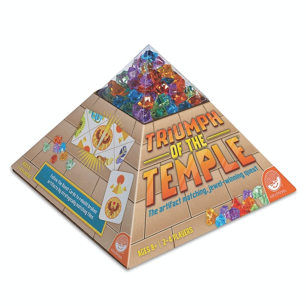 Triumph Of The Temple Board Game