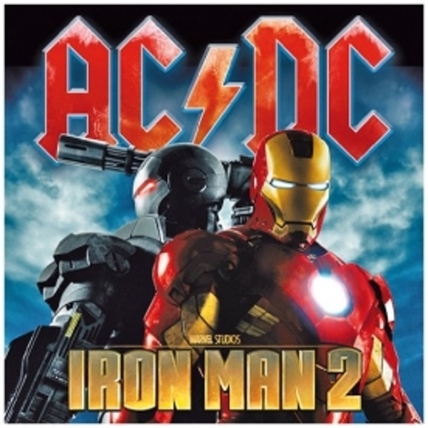 AC/DC - Iron Man 2 (Original Soundtrack) CD