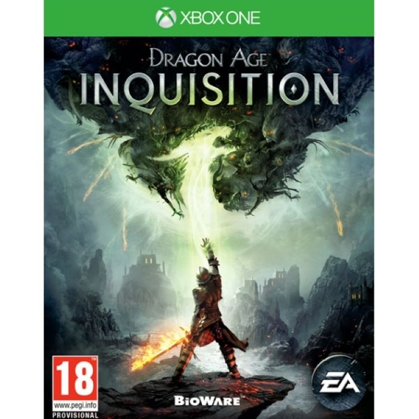 Dragon Age Inquisition Xbox One Game - Image 1