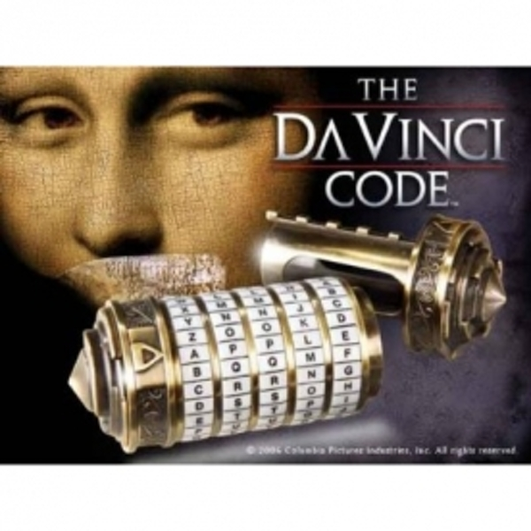 The Da Vinci Code -  Mini Cryptex