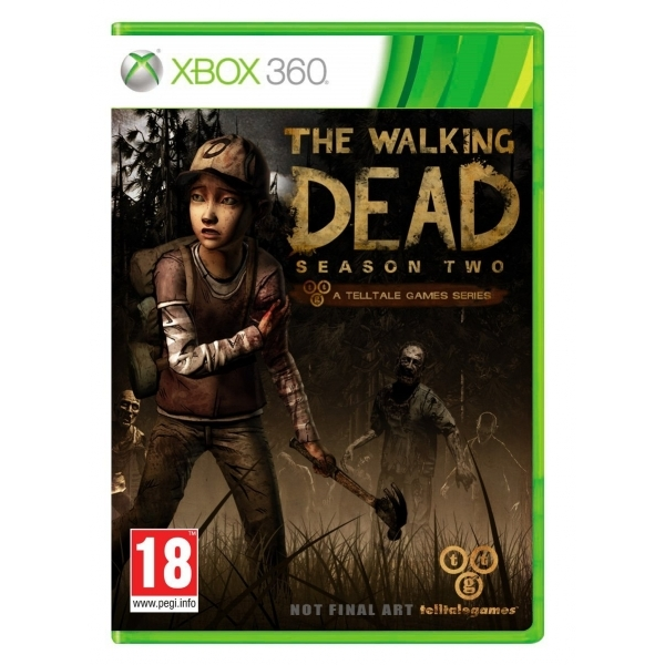 The Walking Dead Season 2 Two Xbox 360 Game