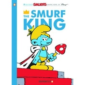 The Smurf King Smurfs Graphic Novels Series 3