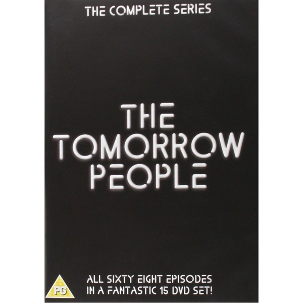 Tomorrow People The Complete Series DVD