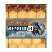 Memoir '44 Days of Wonder Winter Desert Board Expansion Board Game